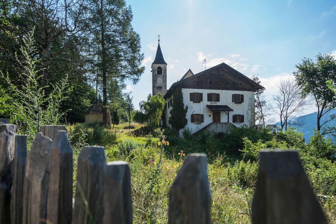 Dorf Gfrill
