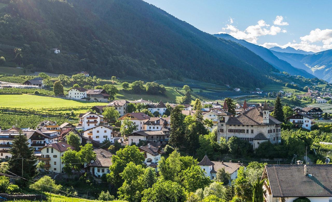 Dorf Prissian