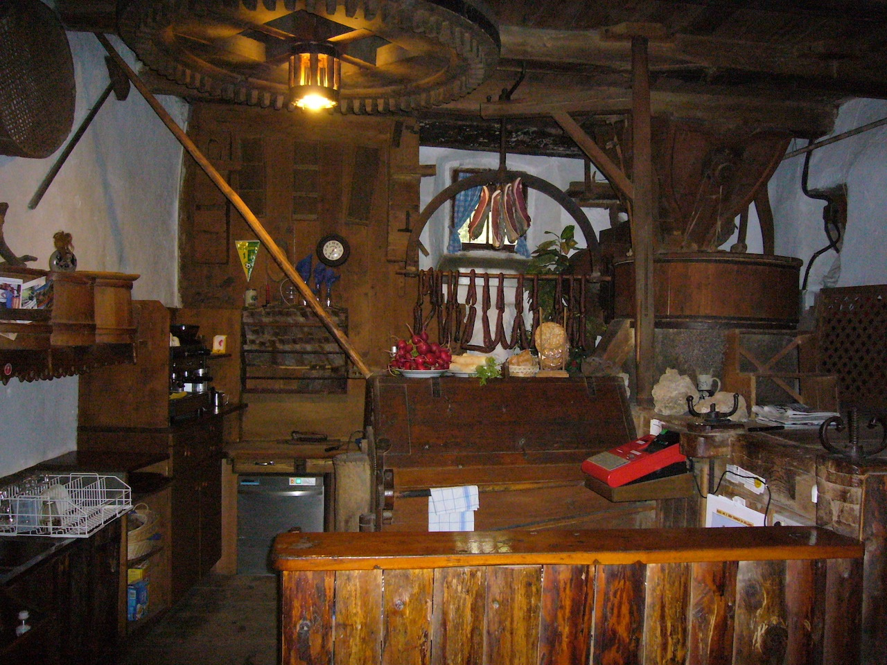Obertalmühle Bar