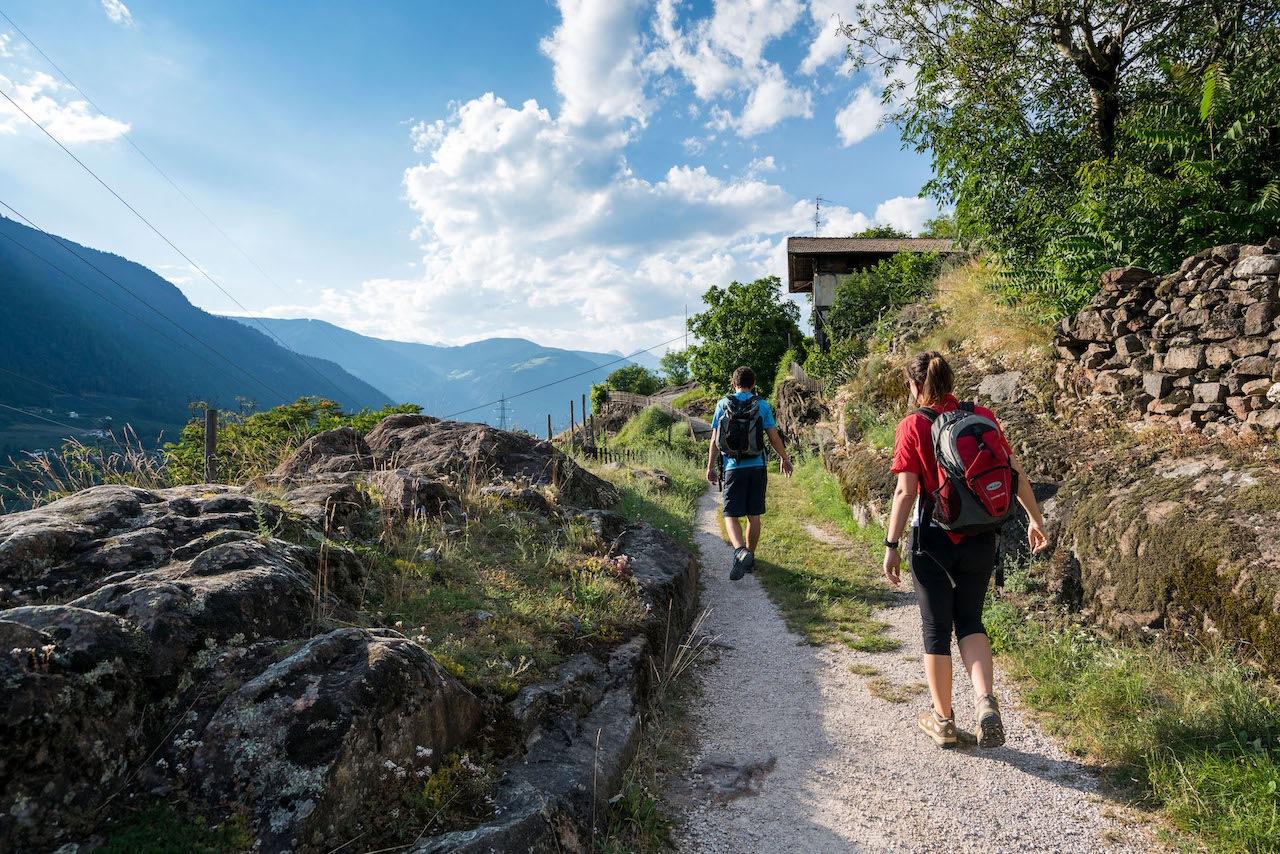 Wanderwege Naraun